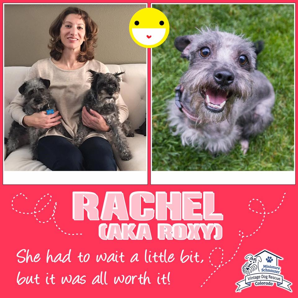 Rachel was adopted!